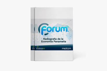 Forum Radiografía de la Economía Panameña (Medcom)